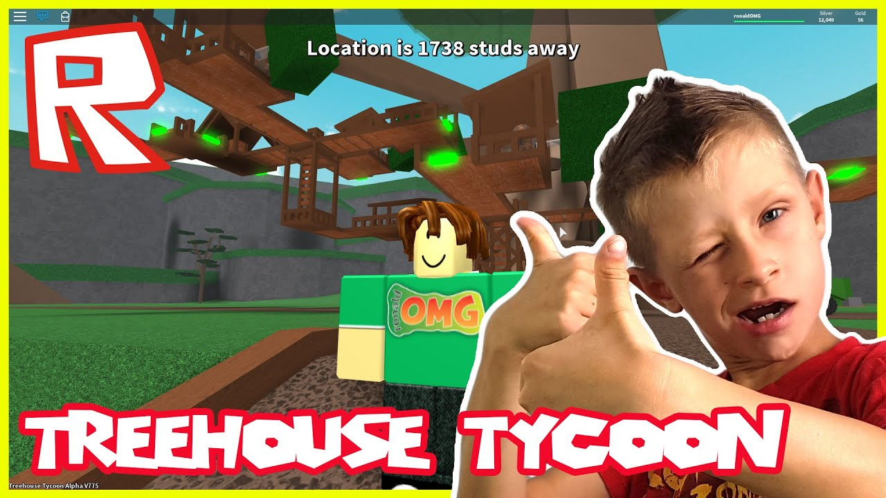 Roblox Treehouse Tycoon Harvester Glitch By Zenkoina