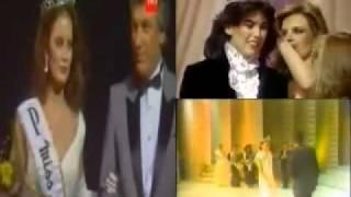 Recordando a Miss Chile 1985, 1986 y 1987