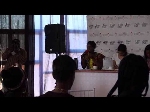 Fashion Weekend Zimbabwe Press Breakfast 2013