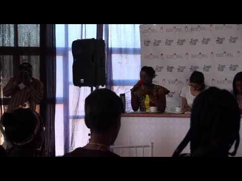Fashion Weekend Zimbabwe Press Breakfast 2013