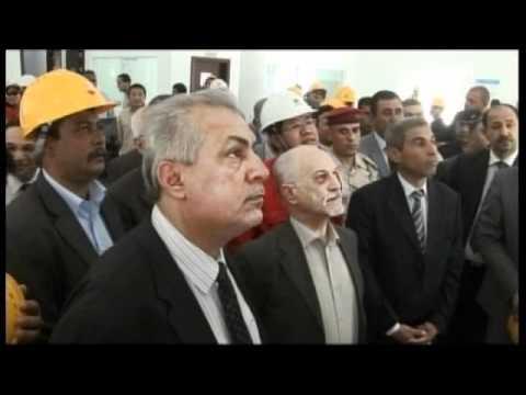 Iraq Pump in Al Ahdab Oil Field