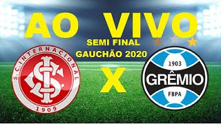 NTERNAC ONAL X GREM O AO V VO   GAUCHÃO 2020   SEM  F NAL   NARRAÇÃO