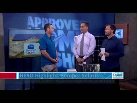HERO Highlight: Pros and Cons of Solar – The Approved Home Pro Show