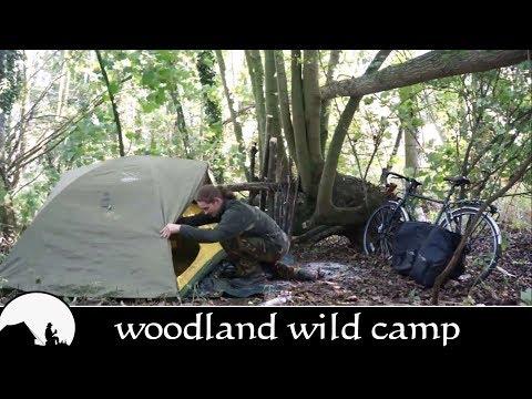 woodland wild camp