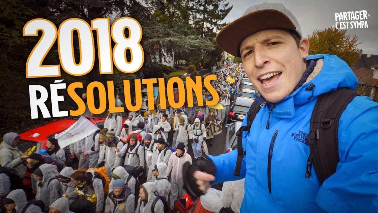 2018 RÉ-SOLUTIONS