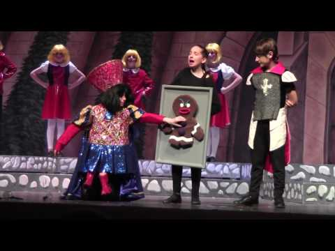 Stagecrafters Youth Theatre - Shrek  - January 2017