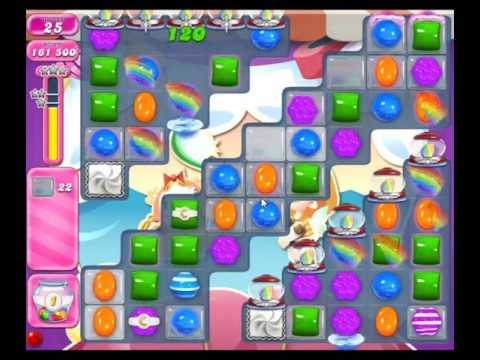 Candy Crush Saga Level 2261 - NO BOOSTERS