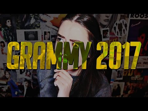 GRAMMY AWARDS 2017 NOMINEES