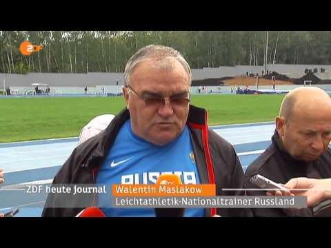 Doping in der Leichtathletik WM 2013 Tyson Gay Asafa Powell Usain Bolt Nadine Kleinert