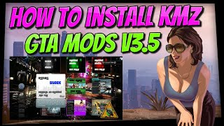 PS3 DETAILED Noob tutorial - How to install & use KMZ GTA Ultra mods v3.5 - with tips/hints to help