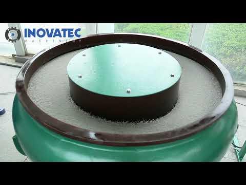 VBA Surface Vibratory Finishing Machine Vibratory tumbling Machine