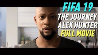FIFA 19 Alex Hunter THE JOURNEY FULL MOVIE (all cutscenes/cinematics) All Chapters