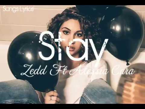 Stay | Zedd Ft Alessia Cara | (Traducida Al Español)