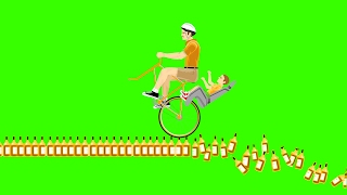 WORLD'S HARDEST BOTTLE RUN! (Happy Wheels)