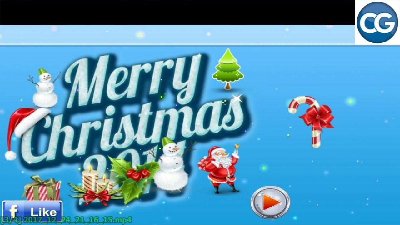 Walkthrough] 20 Xmas Escape Games level 15 - Merry Christmas 2014 ...