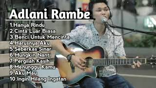 Baper!!! Lagu Cover Adlani Rambe Full Album ( Live Akustik New 2019 )