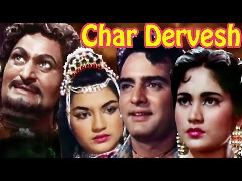 Char Dervesh Full Movie | Hindi Fantasy...