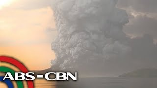 Taal lake, Batangas river drying up? Phivolcs explains why | UKG