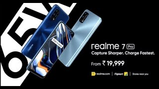 Realme 7 Pro First Look, Price, Camera Features & Specifications 🔥🔥🔥