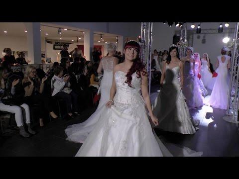 2 Coburger Hochzeitsnacht 2014  Brautmodenschau von