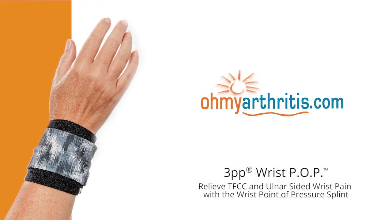 How To Treat Tfcc And Ulnar Sided Wrist Pain With The 3pp