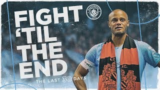 'Fight 'Til The End' Episode 4 | Man City 2018/19 Documentary