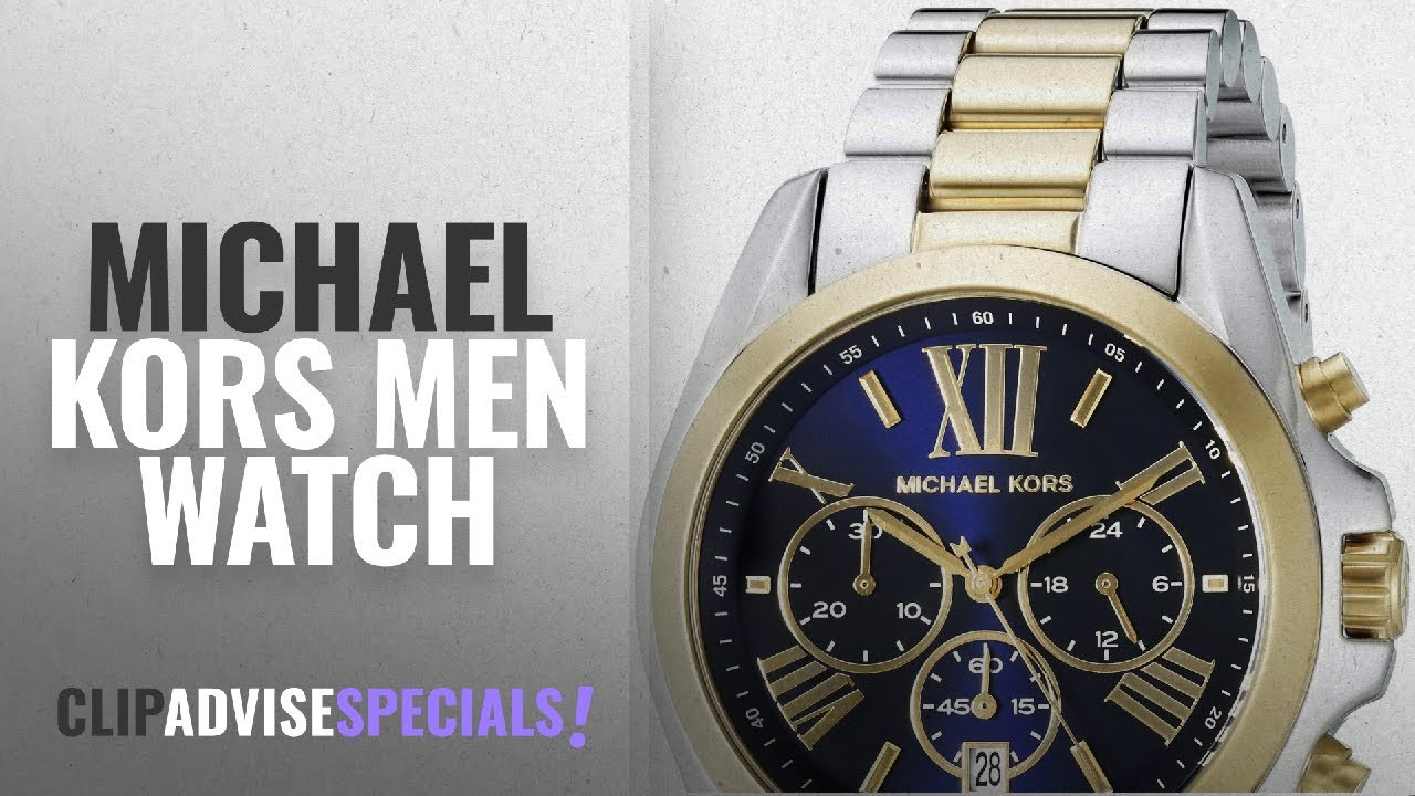 602d37cadebb Top 10 Michael Kors Men Watches ...