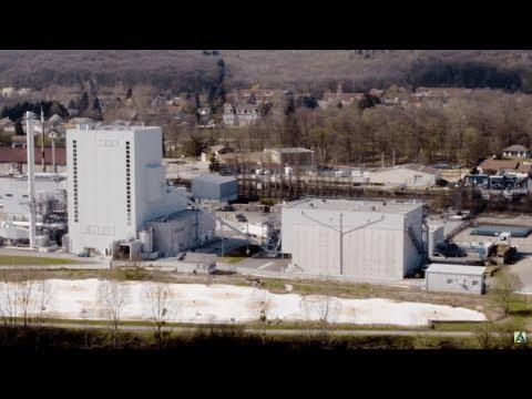 видео: Производство | Транспортировка | Хранение щепы | Оборудование VECOPLAN™ (Германия)