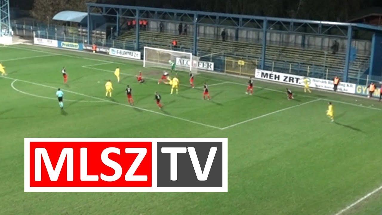 Gyirmót FC Győr - Soproni VSE |0-0 (0-0) | Merkantil Bank Liga NB II.| 15. forduló |