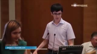 Саратов-24: Выпускник ФТЛ Раед Романов - инженер будущего