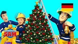 Feuerwehrmann Sam Deutsch Neue Folgen  Weihnachten  Weihnachtsmann auf der Flucht  Kinderfilme