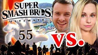 Domtendo vs. Juli 👊 SUPER SMASH BROS. ULTIMATE #55