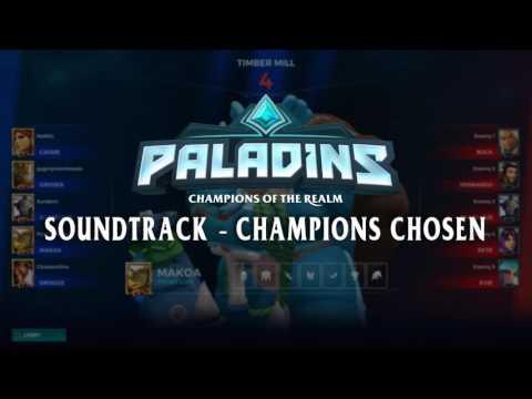 [Paladins] Soundtrack - Champions Chosen