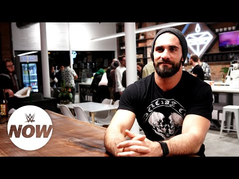 Seth Rollins opens a coffee shop in his Iowa hometown: WWE Now