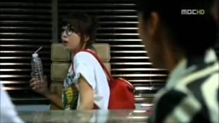 [ENG]Hyomin cuts The Thousandth Man ep 1 part 2.wmv
