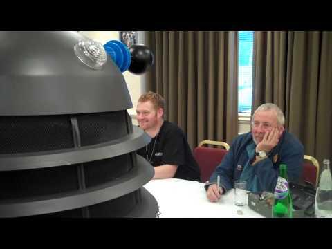 Dimensions 2012 - Daleks Bruce and George
