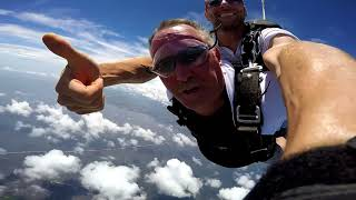 Jim T. at Skydive OBX
