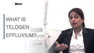 What Is Telogen Effluvium? - Hair Loss for Women