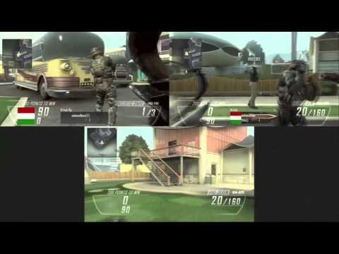 Black Ops 2 - tri-comm - MAGYAR - 25+ min. gun game