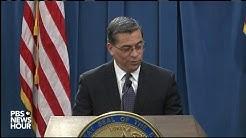 LIVE: CA AG Xavier Becerra delivers remarks on President Trump's national emergency declaration