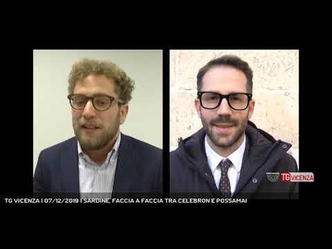 TG VICENZA | 07/12/2019 | SARDINE, FACCIA A FACCIA...