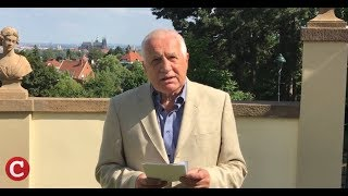 Vaclav Klaus fordert EU-Austritt Tschechiens (auf Deutsch)