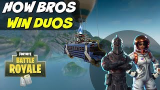 How To Win Duos In Fortnite | Battle Royale Tips