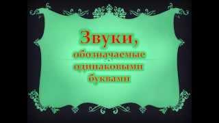 Уроки татарского языка Урок 2 произношение звуков