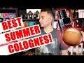 Top 10 Best Summer Fragrances / Colognes for 2017 (Designer)