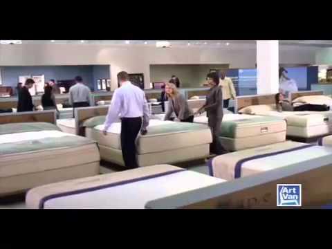 Art Van Furniture   Pure Sleep