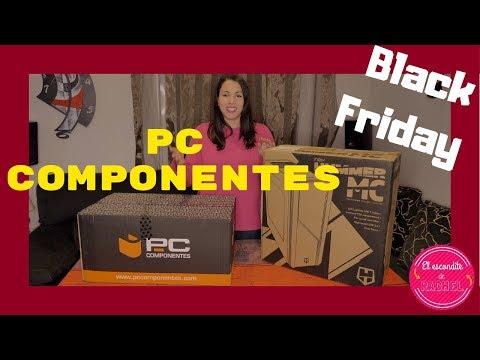 Montaje PC Black Friday PC Componentes (4K UHD) - Escondite de RacheL