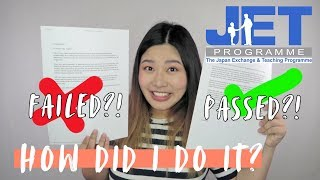 Working In Japan | How To Apply For The Jet Programme! | Part  1