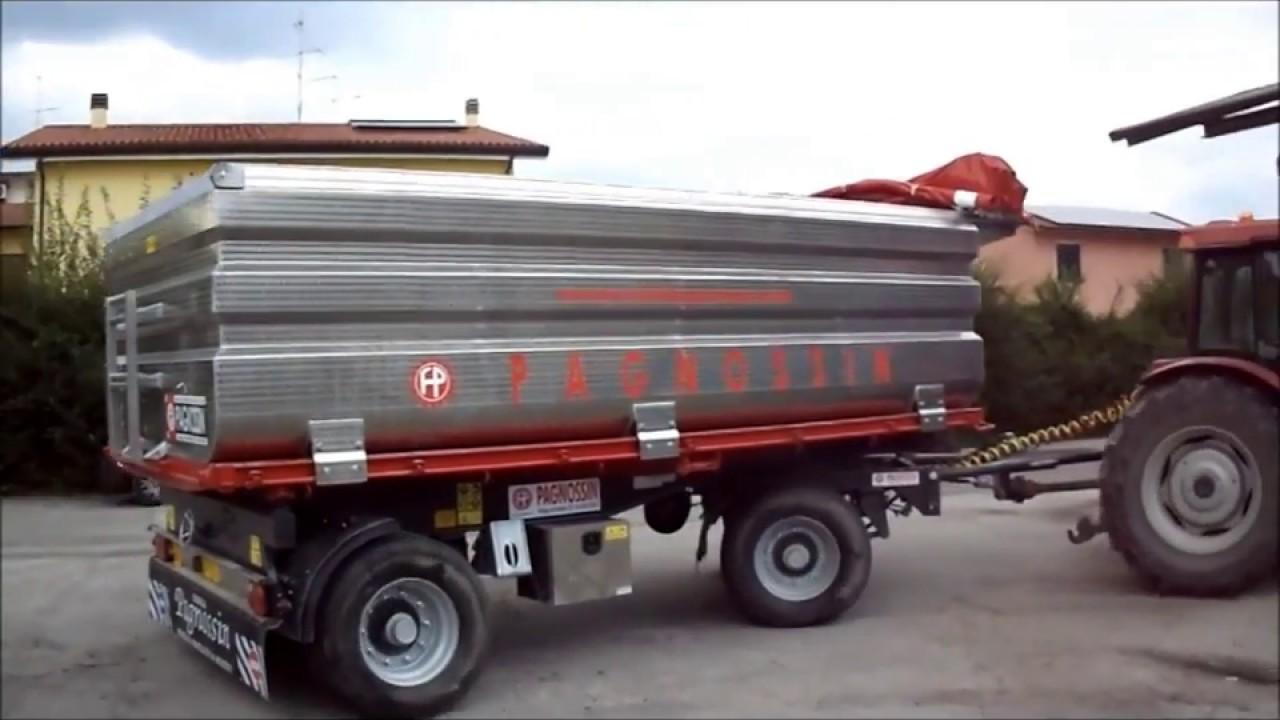 Favrin srl rimorchio per trasporto uva vasca trasporto for Vasca trasporto uva usata