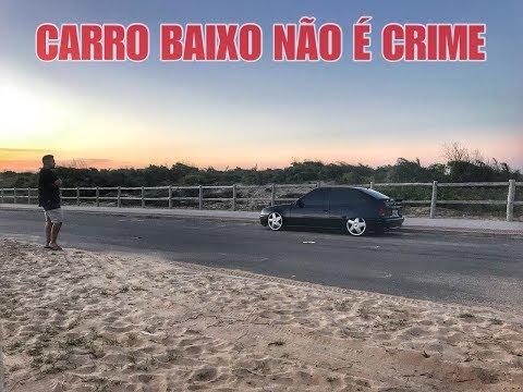 FILMEI UM KADETT NAS FERIAS PREGADO - CARRO BAIXO NÃO É CRIME !